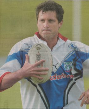 New Warriors Signing